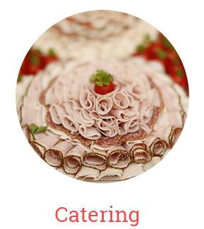 Ponuka služieb TOP-DAY - Catering